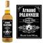 Bouteille de Whisky personnalisée prénom