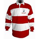 Polo marinière de Rugby personnalisé