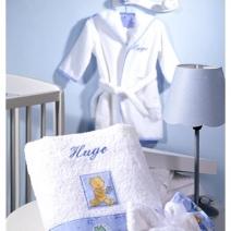 Coffret personnalisé pour le bain de bébé