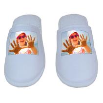Pantoufles personnalisées avec votre photo