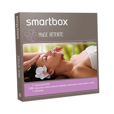 Smartbox Pause détente
