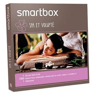 Smartbox Spa et volupté