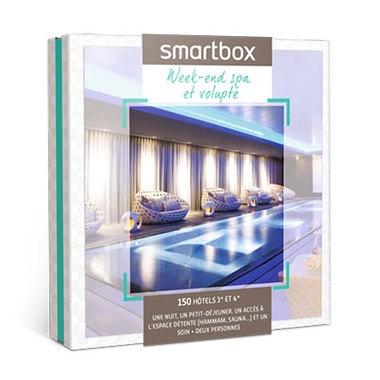 Smartbox Week-end bien-être et spa