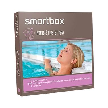 Smartbox Bien-être et Spa