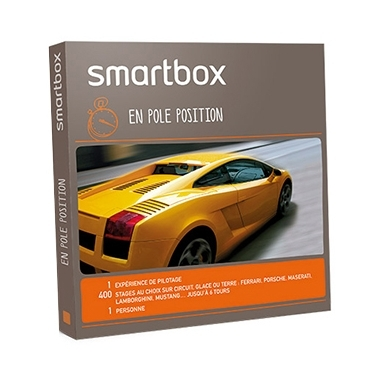 Smartbox En pôle-position