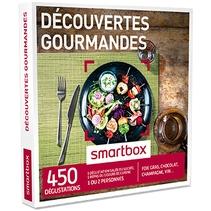 Smartbox Découvertes gourmandes