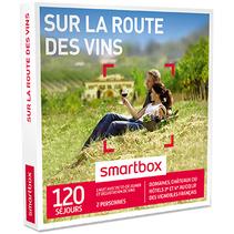 Smartbox Sur la route des vins