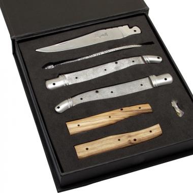 Kit de montage couteau Laguiole personnalisé
