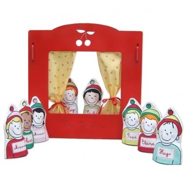 Marionnettes personnalisées