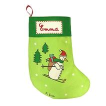 Botte de Noel personnalisée