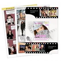 Coffret BD personnalisée avec votre photo