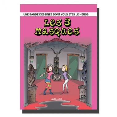 Bande dessinée personnalisée avec son prénom