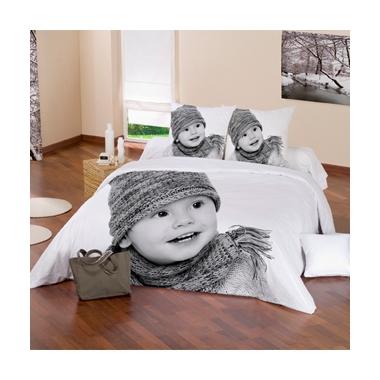 Cadeau photo la housse de couette personnalis e - Petite couette pour bebe ...