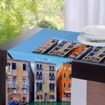 Chemin de table personnalisé avec votre photo