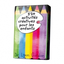 52 activités créatives pour les enfants