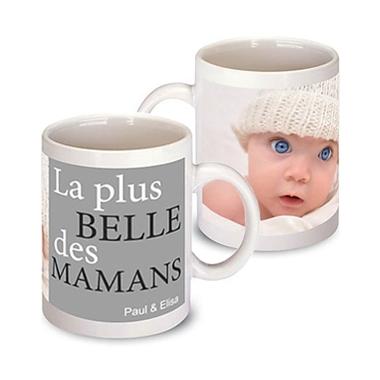 Mug photo fête des mères
