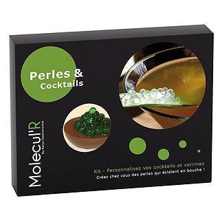 Cuisine moléculaire - Mini kit Perles et Cocktails