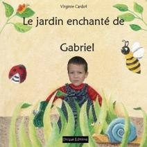 Livre personnalisé Le jardin enchanté