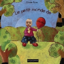 Livre personnalisé Le petit monde de