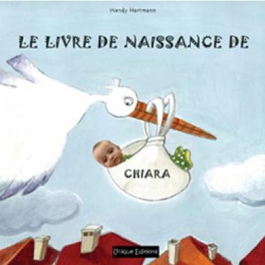 Le Livre personnalisé de Naissance