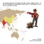 Livre personnalisé Le tour du monde de
