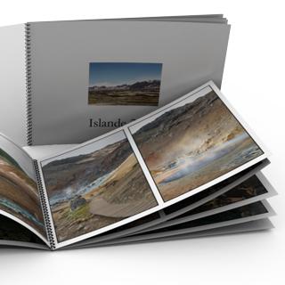 livre photo spirales livre photo format a4 paysage. Black Bedroom Furniture Sets. Home Design Ideas