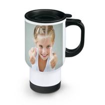 Mug thermos personnalisé avec sa photo