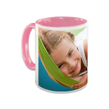 Mug photo couleur pour enfant
