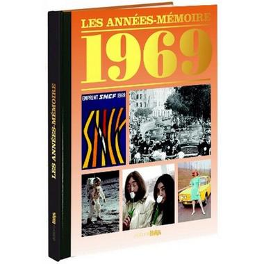 Livre anniversaire : les années mémoires
