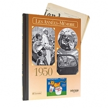 Journal et livre anniversaire