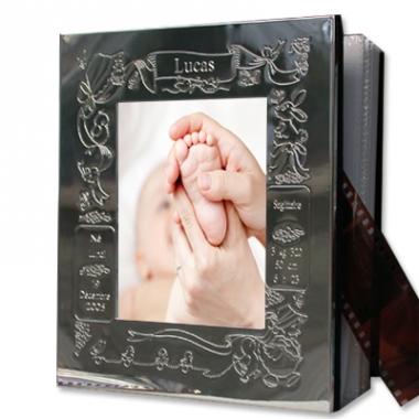 Album Photo de naissance personnalisé