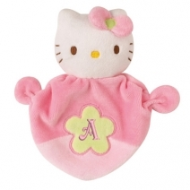 Mini doudou Kitty