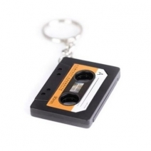 Portes-clés enregistreur vocal cassette