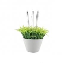 Pot à crayons pelouse