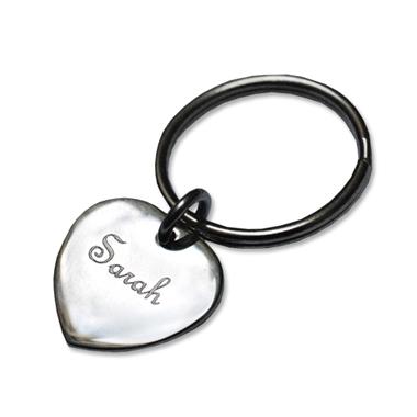 Porte-clés petit coeur