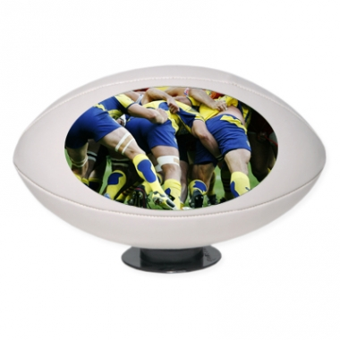 Ballon de rugby photo