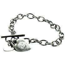 Bracelet deux coeurs