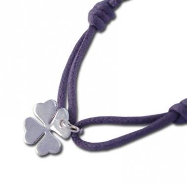 Bracelet petit trèfle