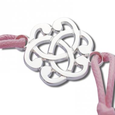 Bracelet En argent arabesque