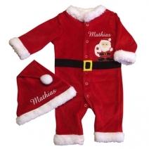 Pyjama Noël brodé