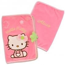 Protège carnet de santé Hello Kitty