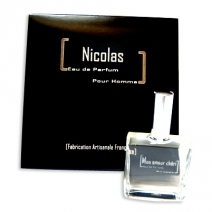 Parfum pour homme personnalisé