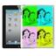 Coque Ipad 2 pop art personnalisée
