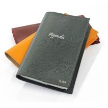 Agenda de poche personnalisé en cuir