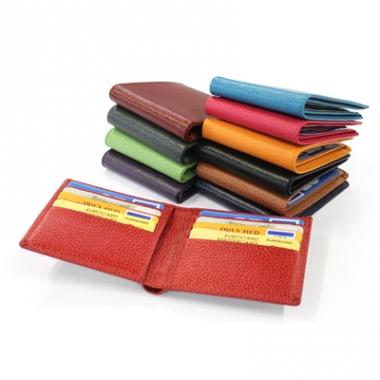 Porte cartes et billets personnalisé