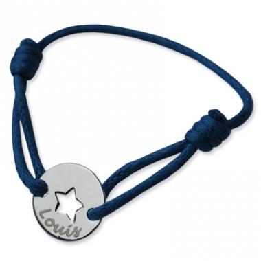 Bracelet Petit jeton gravé