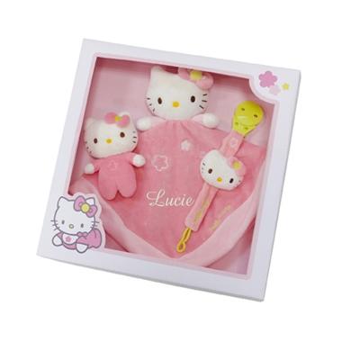 Coffret Hello Kitty personnalisé