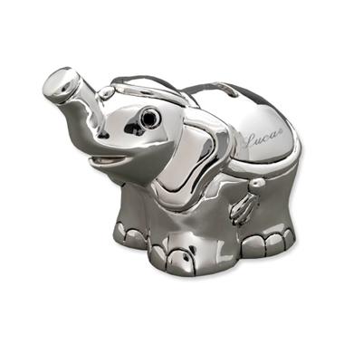 Tirelire personnalisable éléphant
