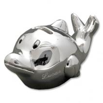 Tirelire personnalisable dauphin