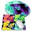 Tapis de souris pop art personnalisé